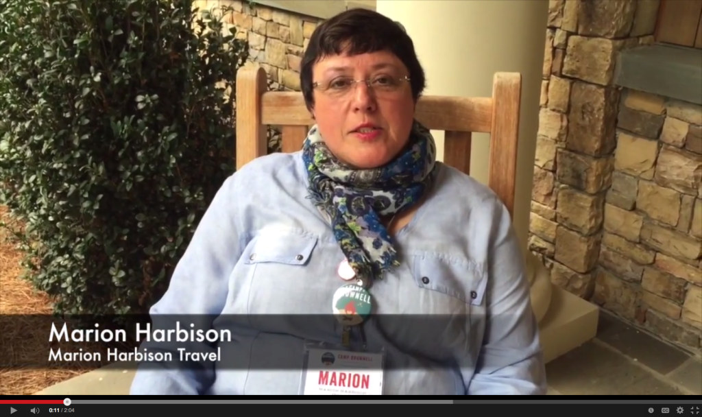 Meet Marion Harbison