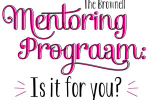 Brownell Mentoring Program