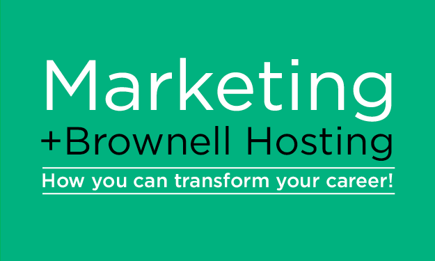 Marketing and Brownell Hosting
