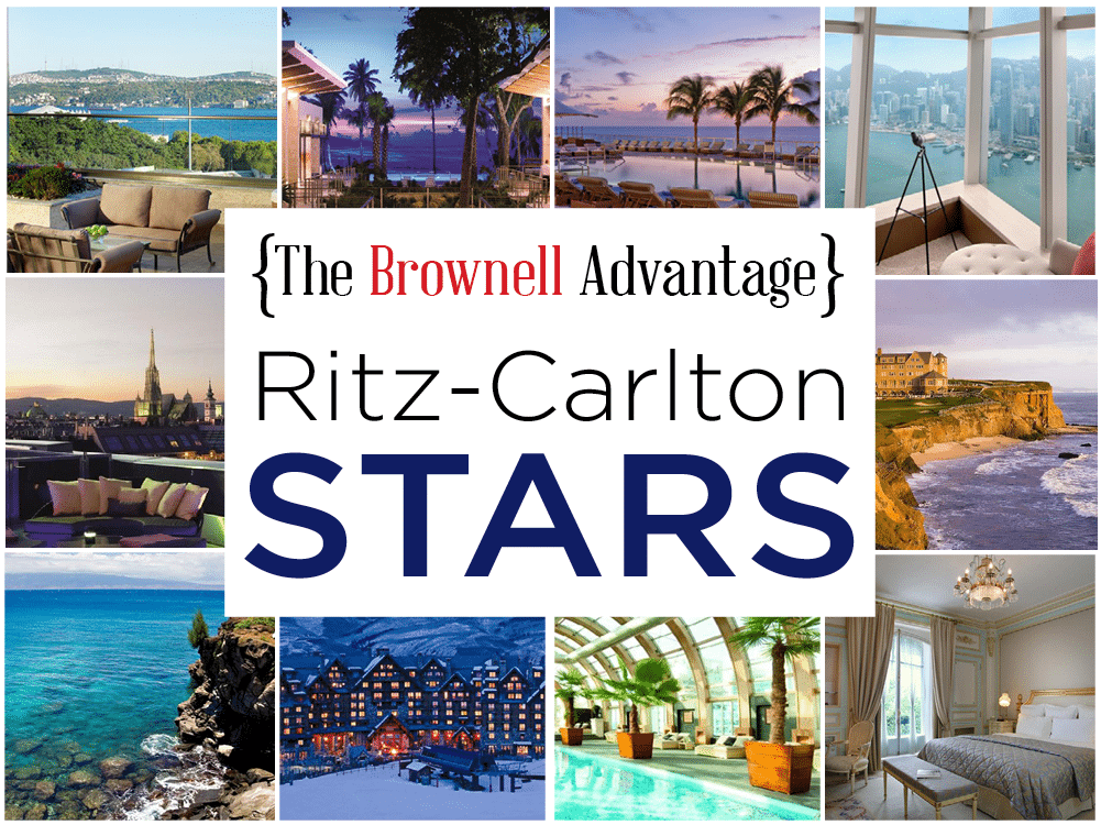 Ritz-Carlton Stars Program