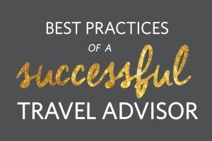 Successful Travel Advisor