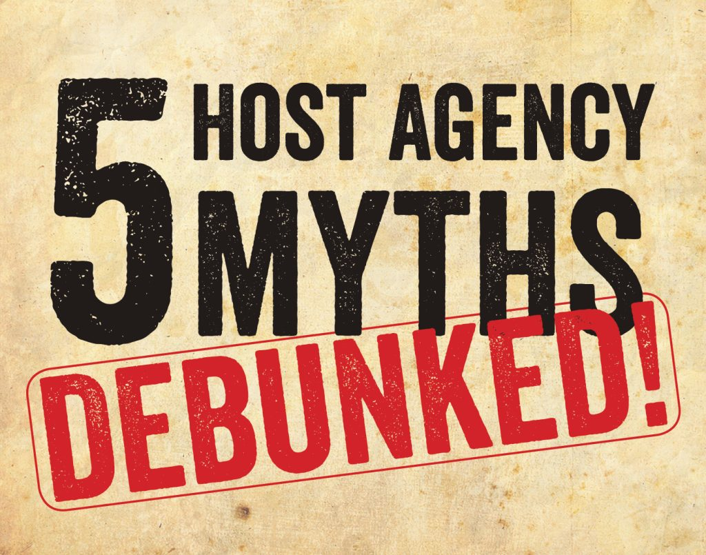 host-agency-myths