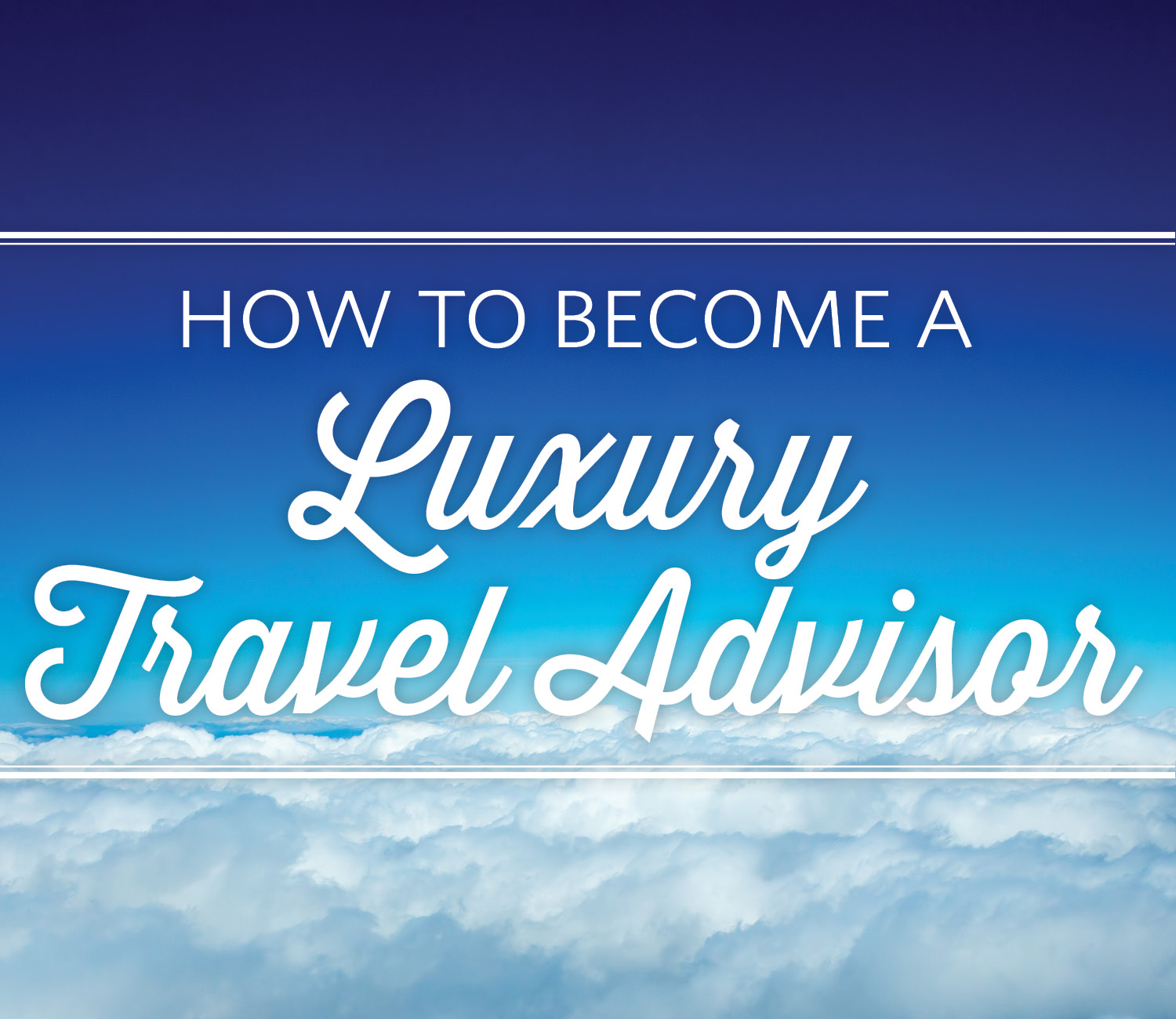 Want To Become A Travel Agent