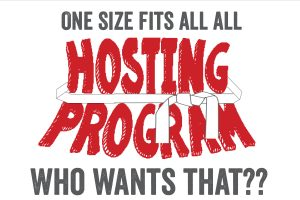one-size-fits-all-hosting