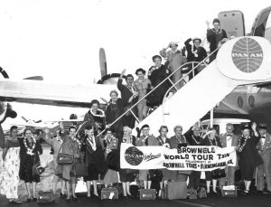 Brownell World Tours
