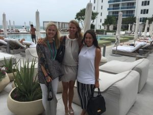 Katherine Kenza and Caroline_LE Miami