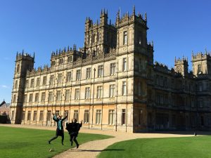 King & Whitson at Highclere