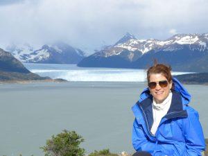 Martha Rhodes in Argentina