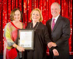 Gay Winning an Award