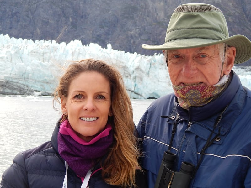 Sue Picken – Alaska with Dad