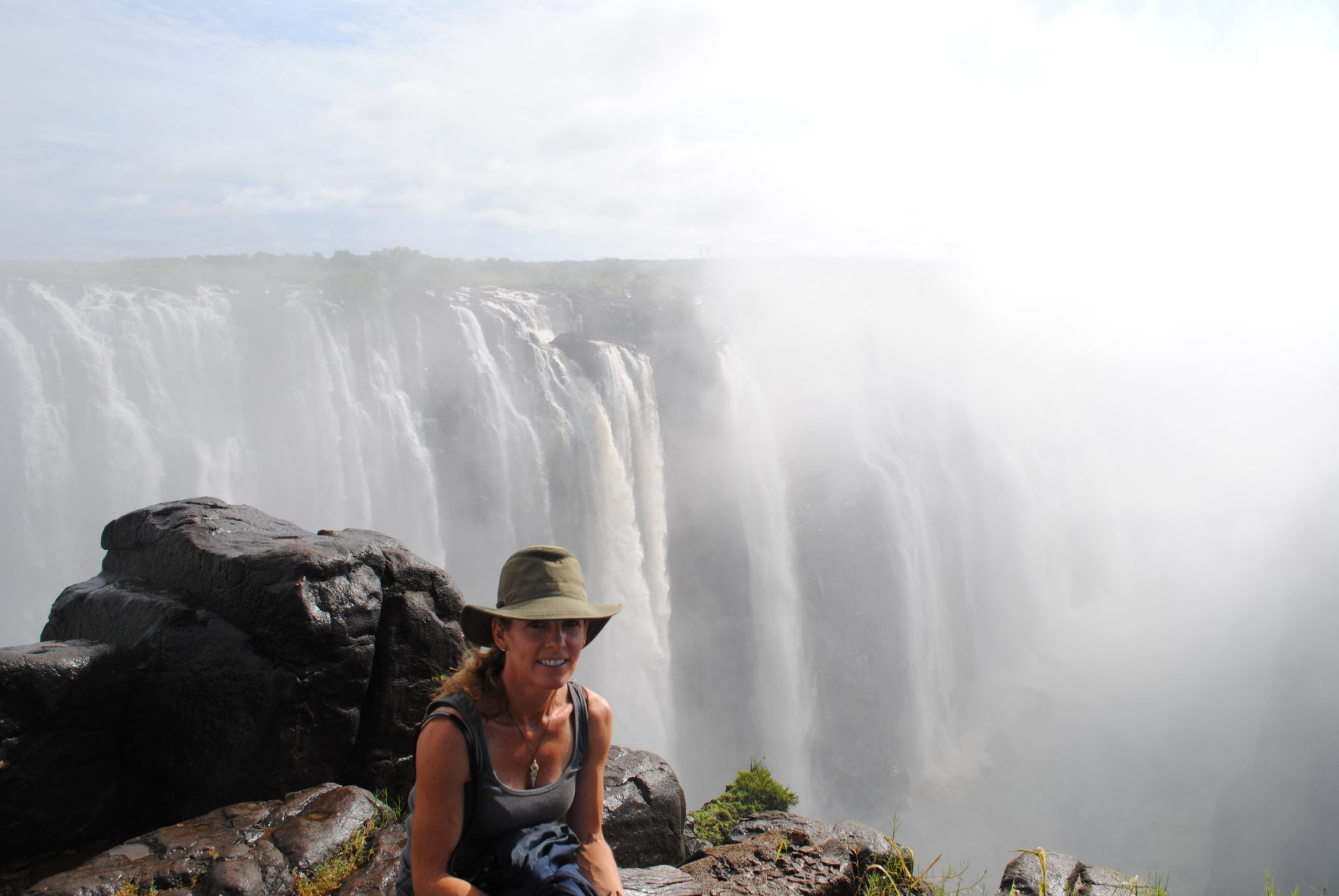 Sue Picken – Victoria Falls