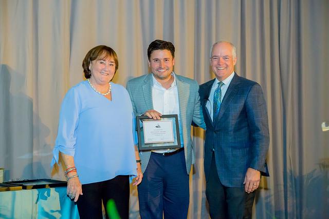 Brownell Academy 2018 Patrick Millard Award